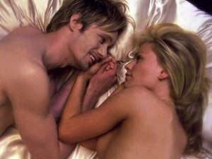 Eric and Sookie in HBO's True Blood