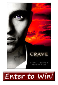 Enter the CRAVE giveaway!