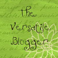 Making us humble: Versatile Blogger Award