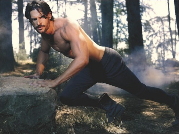 Joe Manganiello in Vanity Fair Italy