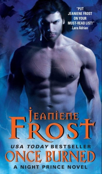 Once Burned by Jeaniene Frost (Night Prince #1)