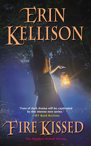 Fire Kissed by Erin Kellison