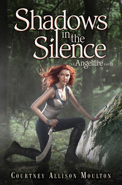 Shadow in the Silence by Courtney Allison Moulton