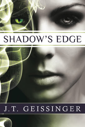 Shadow's Edge by J.T. Geissinger // VBC review