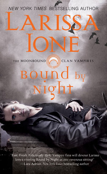 Bound by Night by Larissa Ione 