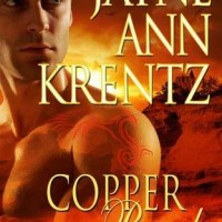 Review: Copper Beach by Jayne Ann Krentz (Dark Legacy #1)