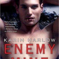 Review: Enemy Mine by Karin Harlow (L.O.S.T. #2)