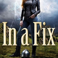 Release-Day Review: In a Fix by Linda Grimes