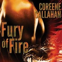 Review: Fury of Fire by Coreene Callahan (Dragonfury #1)