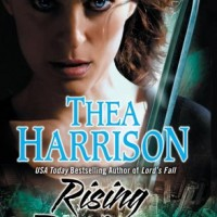 Review: Rising Darkness by Thea Harrison (A Game of Shadows #1)
