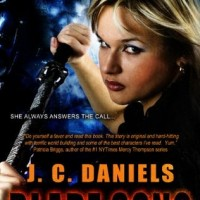 Early Review: Blade Song by J.C. Daniels (Colbana Files #1)