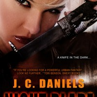 Review: Night Blade by J.C. Daniels (Colbana Files #2)