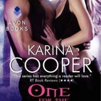 Early Review: One for the Wicked by Karina Cooper (Dark Mission #5)