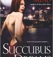 Currently Reading: Succubus Dreams