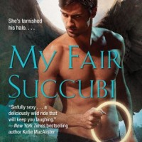 Review: My Fair Succubi by Jill Myles (Succubus Diaries #3)