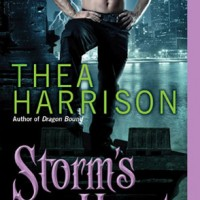Review: Storm&#8217;s Heart by Thea Harrison (Elder Races #2)