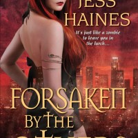 Cover Reveal: Forsaken by the Others by Jess Haines