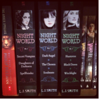 The Keeper Shelf: Night World Series by L.J. Smith