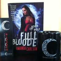 Giveaway: Amanda Carlson Signed Swag Pack