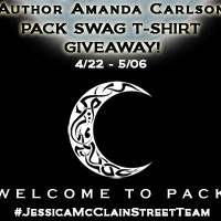 Giveaway: Amanda Carlson Limited-Edition Swag