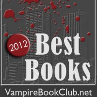 Vampire Book Clubs Best Books of 2012