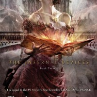 Giveaway: Two copies of Clockwork Princess by Cassandra Clare